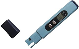 Worldoor LCD Digital TDS Meter Tester Water Quality Ppm Purity Filter Portable Pen Type TDS Tester(TDS Tester)