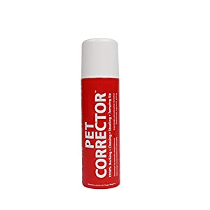 Pet Corrector Spray for Dogs, Dog Training Spray to Stop Barking and Unwanted Behaviors, Pet Deterrent and Training Spray, 6.35OZ
