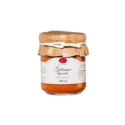 Grillsauce Spezial (180 ml) | Grillsauce | Grill Geschenk | Geschenke zum Grillen