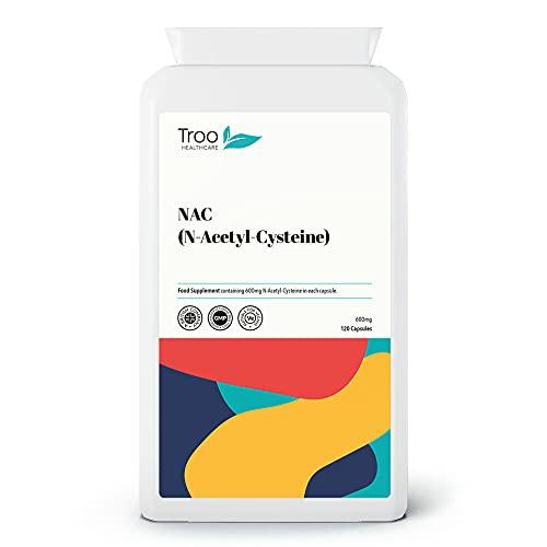 Troo Nac Supplement (600Mg)