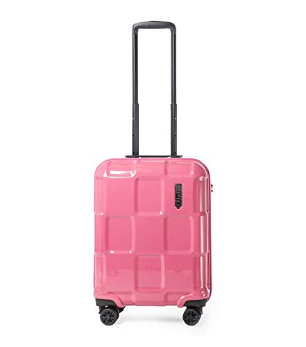 Epic Crate EX Solids 4-Rollen-Kabinentrolley 55 cm strawberryPINK