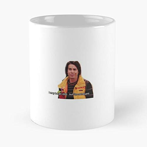 Spencer Funny Nick Idiot Nickelodeon Icarly Stupid Meme Best 11 oz Kaffeebecher - Nespresso Tassen Kaffee Motive
