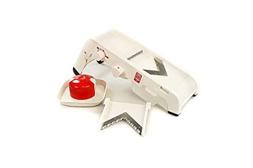 Tupperware mando Chef D202Multi Rallador de Cocina con mandolina
