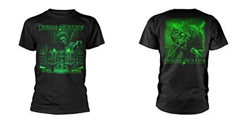 DEMONS & WIZARDS DW III T-Shirt XL