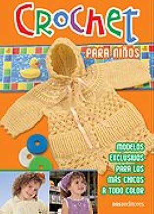 Crochet para ninos/ Crochet for Children (Spanish Edition)