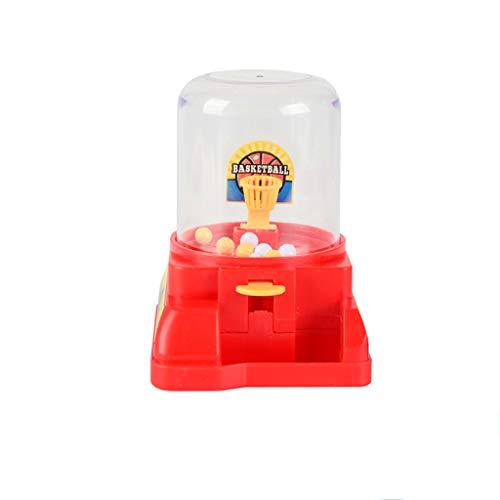 Celucke Kids Adults Mini Interactive Desktop Originality Basketball Boy Girl Toy Gifts