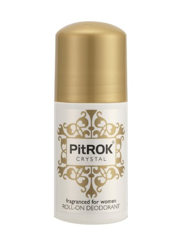 Pitrok Crystal Deo-Roll-on für Damen, 50 ml