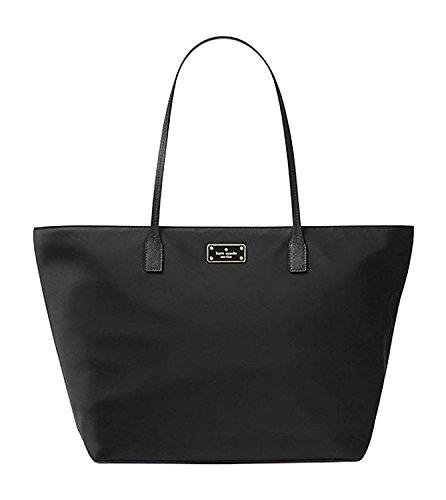 Kate Spade New York Blake Ave Nylon Margareta Tote Handbag - Black