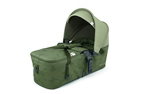 Concord Cuco Plegable Scout Capazo Blando y Plegable, para Silla Neo y Camino, Color Moss Green