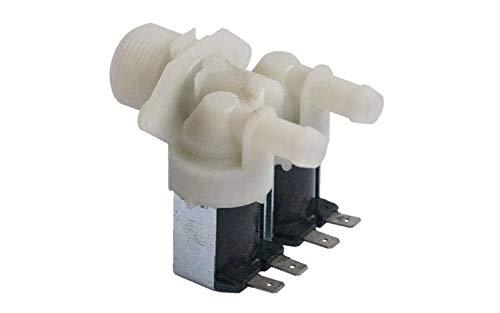 electrovanne 2Wege Referenz: 55x 8396Für Waschmaschine Thomson