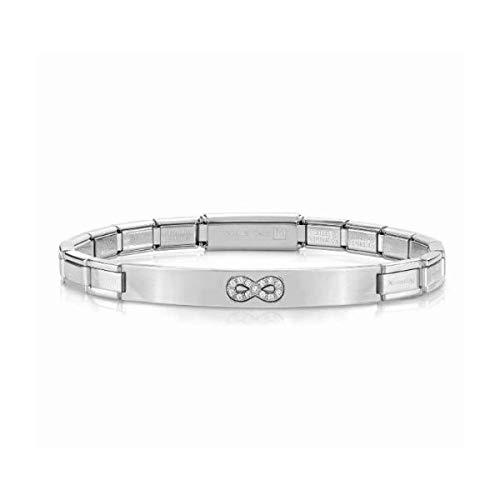 Bracelet Nomination 021133/024 Silver 925 Trendsetter collection