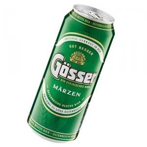 Gösser Märzen - Dose - 0,5 l