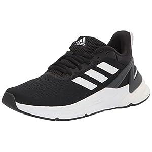 adidas Response Super 2.0 Running Shoe, Black/White/Grey, 6 US Unisex Big Kid
