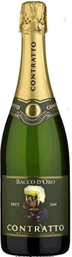 Contratto - Spumante Metodo Classico 'Bacco D'Oro' Brut  - 3 Bottiglie da 0,75 lt.