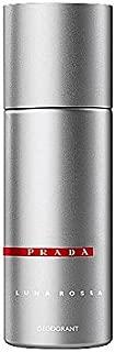 Prada Luna Rossa Natural Deodorant Spray - プラダルナロッサ自然なデオドラントスプレー [並行輸入品]