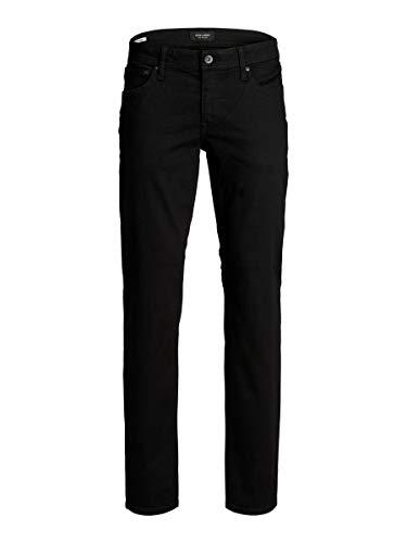 JACK & JONES Male Regular fit Jeans Clark ORG AM 883 50SPS LID 3332Black Denim