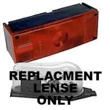 Wesbar 403336 Replacement Marine Lens