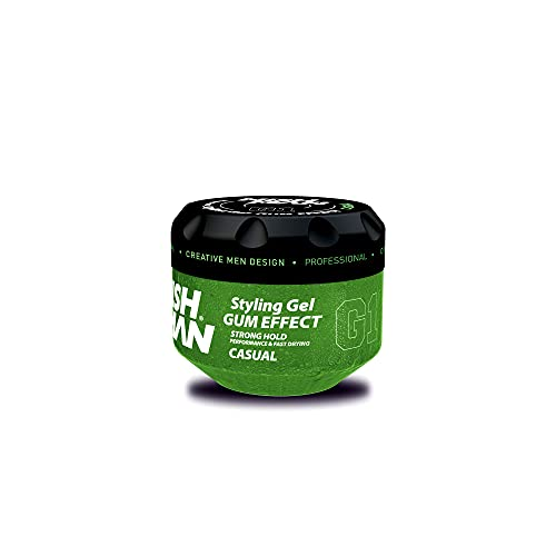 Nishman G1 gel pour cheveux tenue ultra forte 300 ml