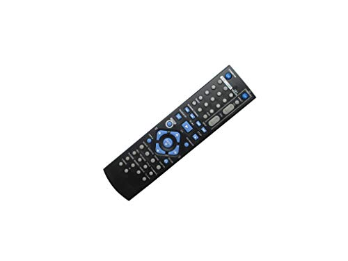 Easytry123 Remote Control for JVC DR-MV99BUS RM-SDRMV79A DR-MV150B RM-SDRMV100A DVD HDD Video Recorder
