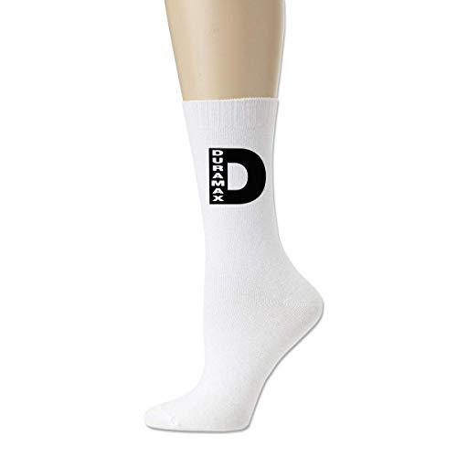 JONINOT D Duramax Calcetines clásicos de mujer 's Hombre' Medias de algodón Medias L18cm Calcetines deportivos suaves, largos y cálidos