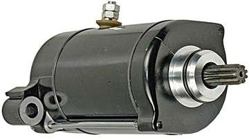 Rareelectrical STARTER COMPATIBLE WITH 97 98 99 00 YAMAHA GP760 WAVE RUNNER JET SKI SM13597 64X81800-00-00