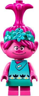 LEGO Trolls World Tour Poppy Minifigure desde 71252 (Embolsado)