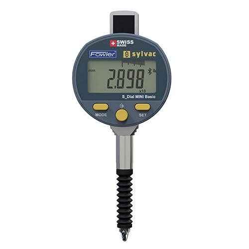 Fowler 54-520-690-BT, Blutooth Mini S Dial Electronic Indicator