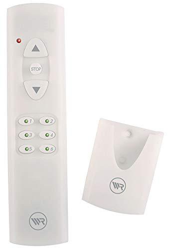 DuoFern Handsender Standard (6-Kanal) 9491 - Die Fernbedienung für Ihre DuoFern Geräte