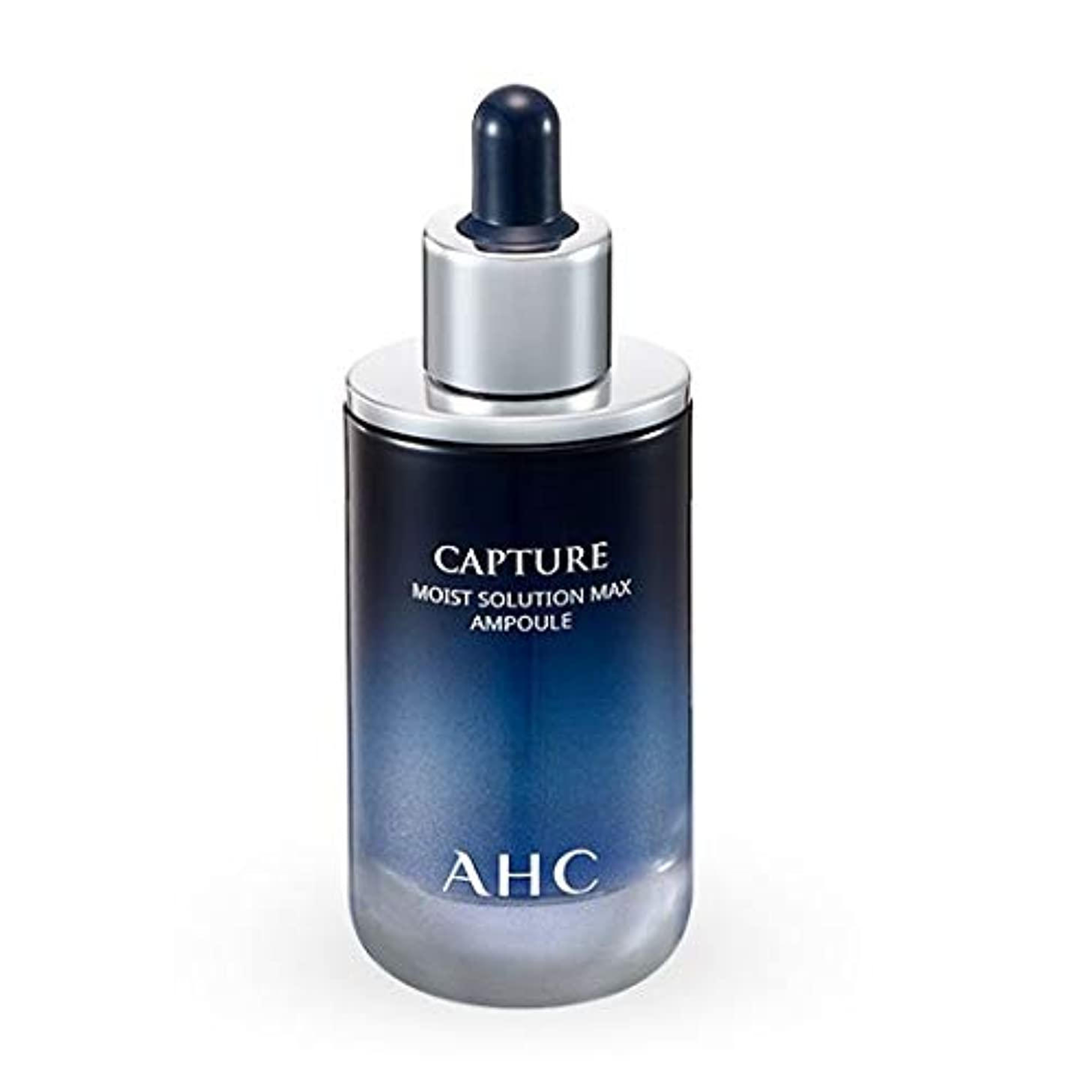 マイクロフォン数学的な良心AHC Capture Moist Solution Max Ampoule/キャプチャー モイスト ソリューション マックス アンプル 50ml [並行輸入品]