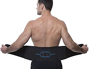 Copper Fit ICE Unisex Adjustable Compression Back Brace