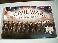 The Civil War Jigsaw Book (Four 96 - Piece Jigsaws) 1741249945 Book Cover