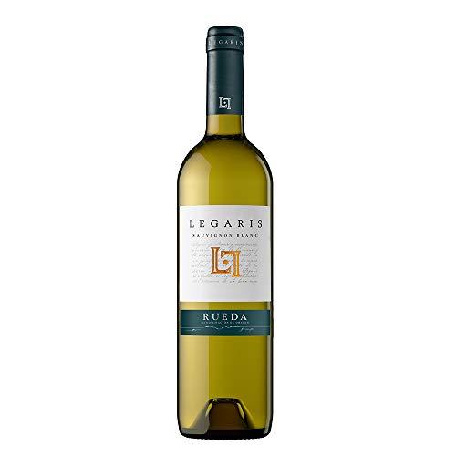 LEGARIS Sauvignon Blanc - Vino blanco Rueda 100% Sauvignon blanc - 75cl