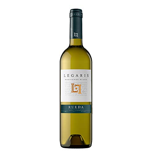Legaris Sauvignon Blanc - Vino blanco DO Rueda, 100% Sauvignon Blanc - 75cl