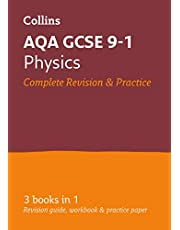 AQA GCSE 9-1 Physics All-in-One Complete Revision and Practice: Ideal for home learning, 2021 assessments and 2022 exams (Collins GCSE Grade 9-1 Revision)