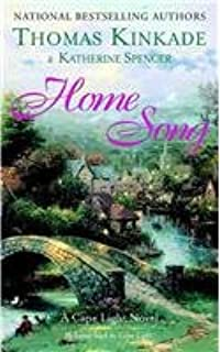 2 book lot: Home Song: A Cape Light Novel AND A Gathering Place (Cape Light, Book 3)