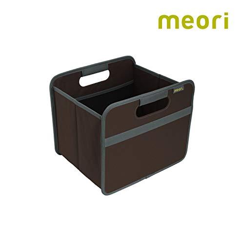 Meori A100031 Boîte Pliante, Polyester, Kakao/Einfarbig, uni