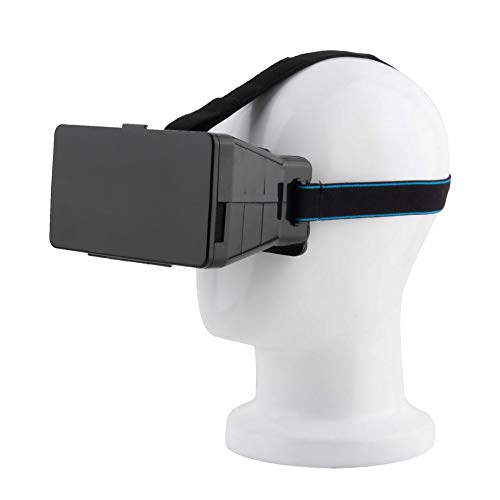 Best Review Of 1pc Virtual Reality 3D Video Glasses for Google Cardboard 3D Movies Games with Resin ...