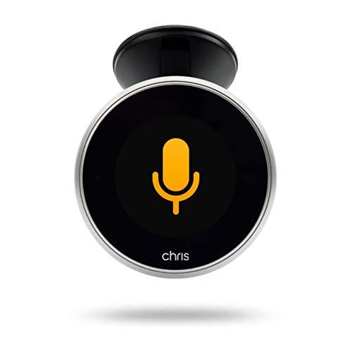 ricarica 5/V//2.4/A e 1/a Chris trasmettitore FM doppia porta USB wireless con ricevitore bluetooth per auto