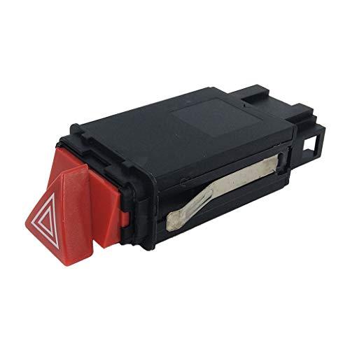 B Blesiya - Interruptor de luz intermitente de emergencia para Audi A3 A4 B5 A6 C5