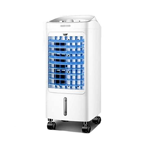 Climatizzatore Portatile Raffreddatori evaporativi Ventilatore di aria condizionata portatile, raffreddamento evaporativo 3 Velocità della ventola, Condizionatore Super Silent Humidificatore che nebul