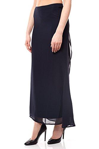 Ashley Brooke - Falda - ajustado - para mujer azul 42