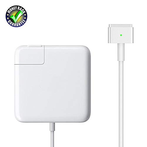 Mac Book Pro Charger,Peplacement for MacBook Pro Charger with 13 Inch Retina Display Ac 60W Magsafe 2 Power Adapter After 2012