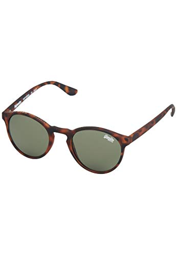 Superdry Freida Gafas, Rubberised/Vintage Green, One Size para Mujer