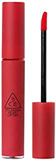 [3CE] VELVET LIP TINT #BEST EVER A youthful and vivid femme-fatale shade that stands between pink and red