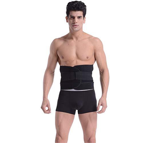 Sebasty Schlankheitsgürtel Bauch,Männer Body Shaper,Mann Korsett Bauch,Knorpel Bauch Schlankheits Shapewear,Taillentrainer,Cinchers Slim Girdle,XLarge