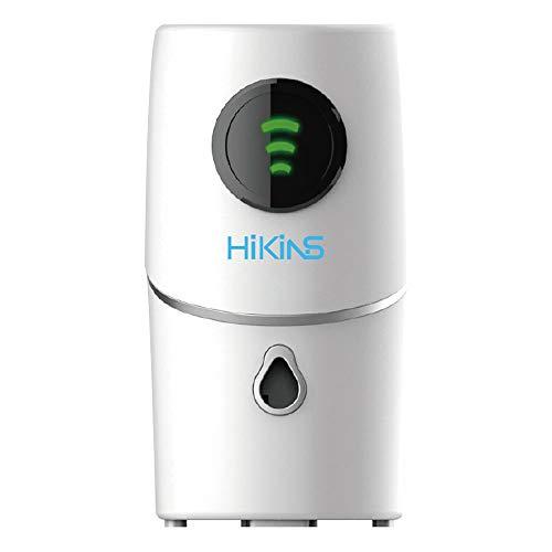 Ozon Kühlschrankreiniger USB Wiederaufladbarer tragbarer Kühlschrank Sterilisierender Deodorant Mini Geruchsabsorber Eliminator Luftreiniger für Gefrierschrank, Schrank, Schuhschrank, Kleiderschrank.
