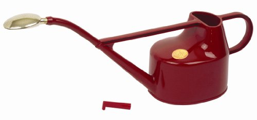 Haws V101 Haws V101 5L Deluxe Outdoor Watering Can - Red