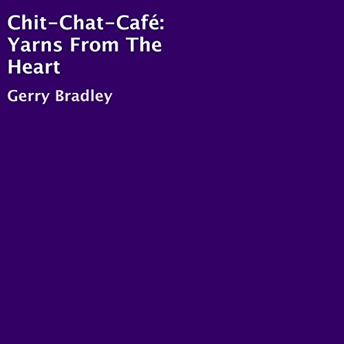 Chit-Chat-Café audiobook cover art
