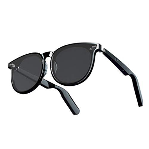 Gafas de sol con manos libres, Gafas de sol inteligentes con Bluetooth, Auriculares inalámbricos con Bluetooth IPX7Micrófono incorporado a prueba de agua para hombres y mujeres, Compatible con teléf