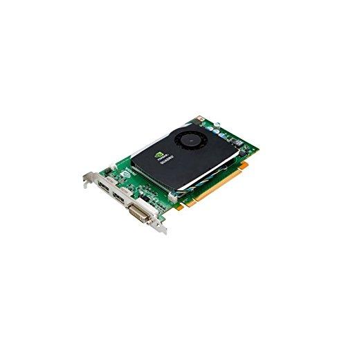 NVIDIA Tarjeta gráfica Quadro FX580r784K PCI-Express 16x 512MB DDR3DVI Display